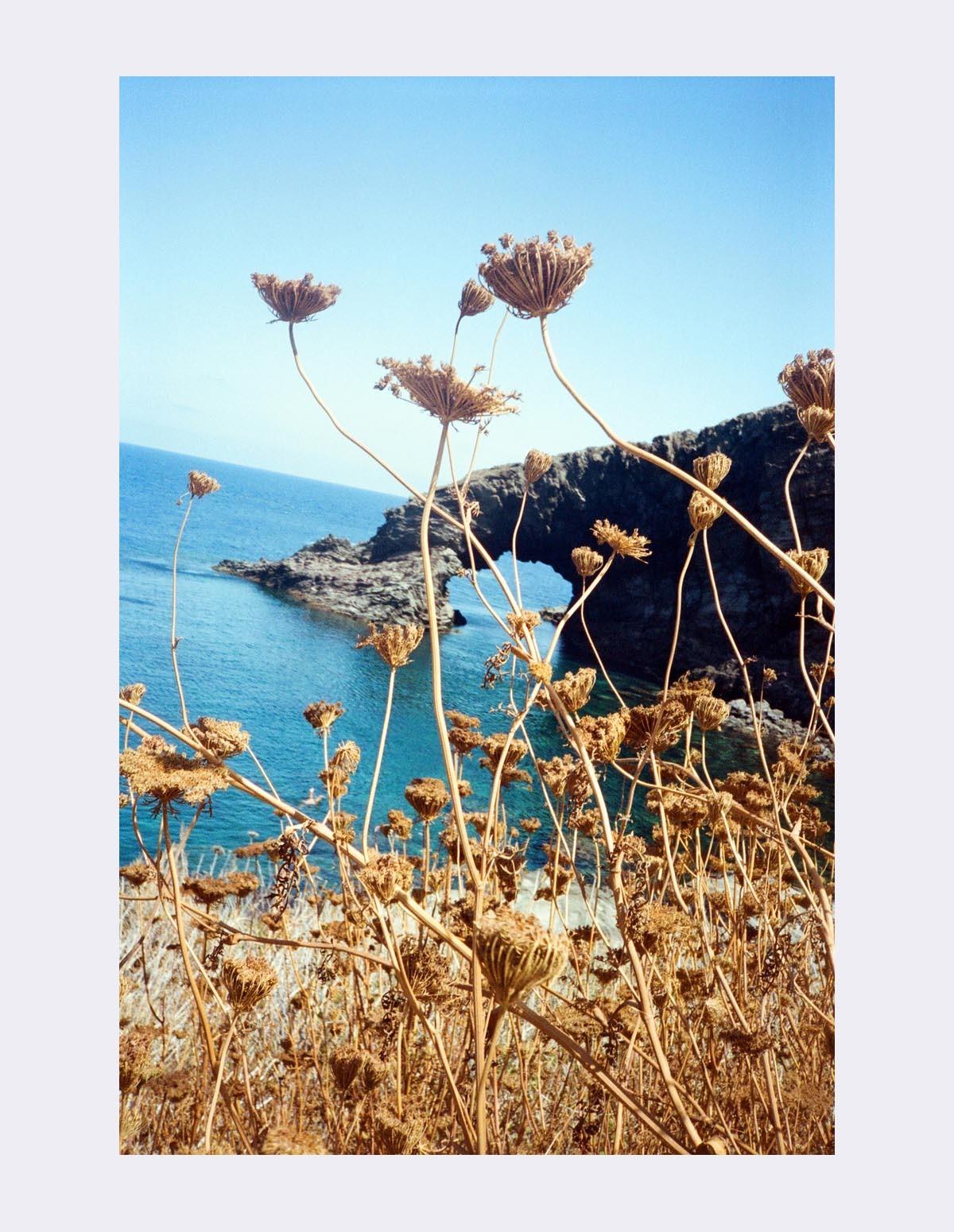 Pantelleria Print 60x40 - ELEFANTE