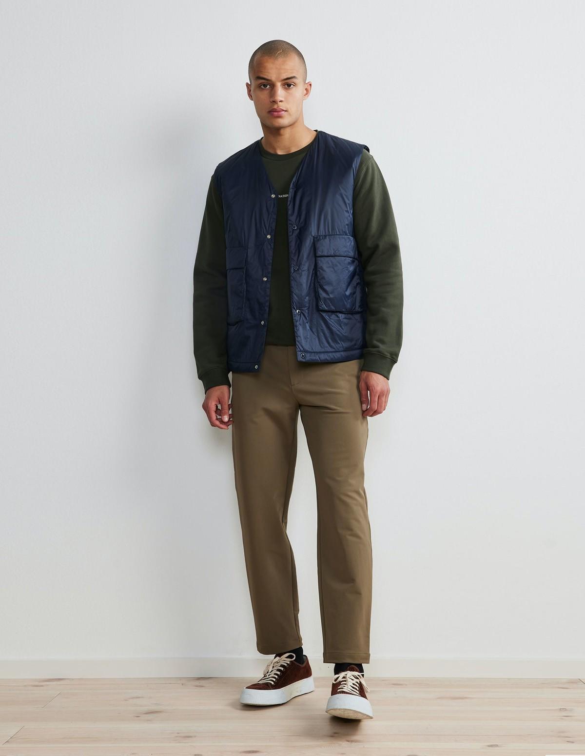 Nn07 Barney Technical Vest