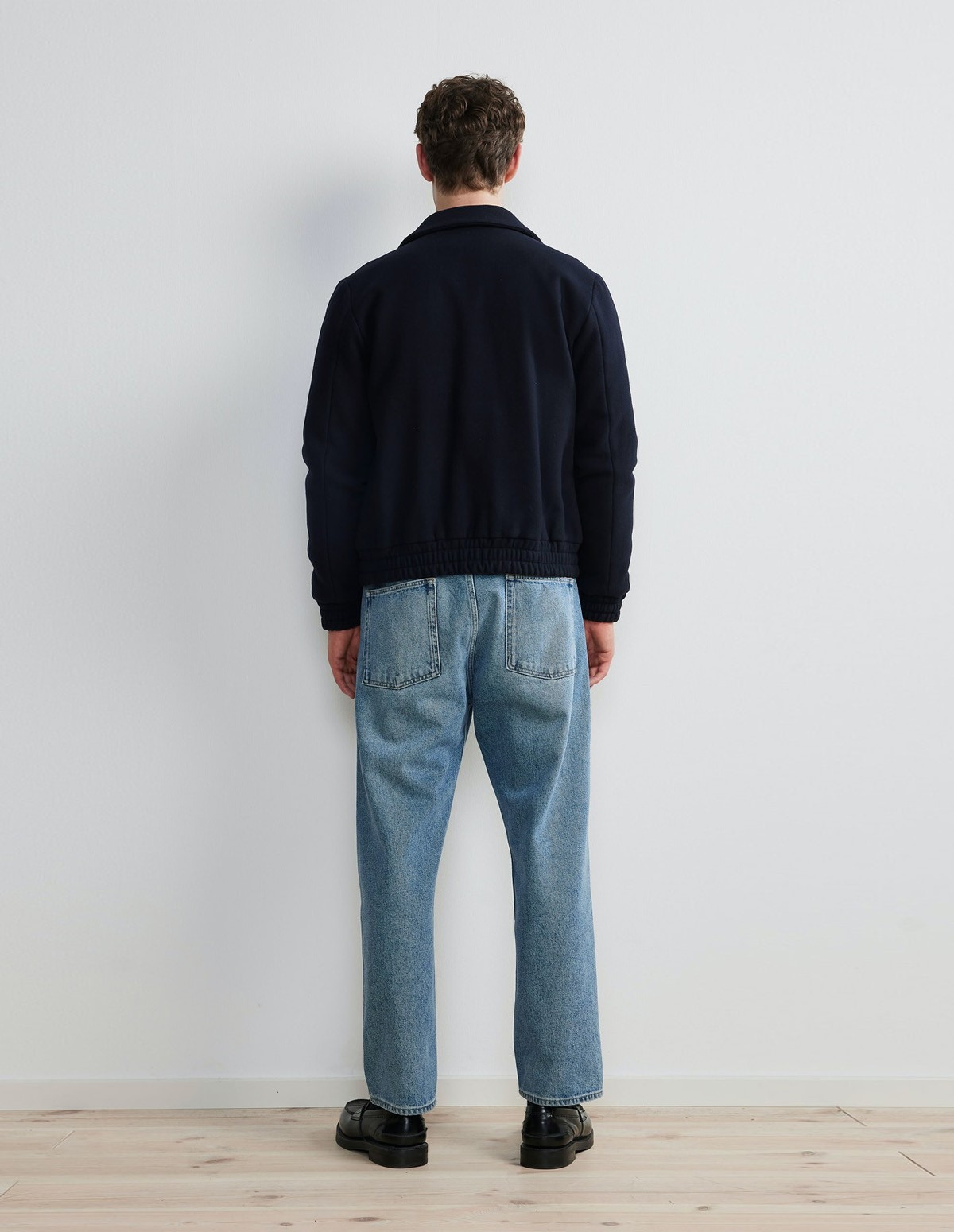 Nn07 Dean Wool Blend Jacket