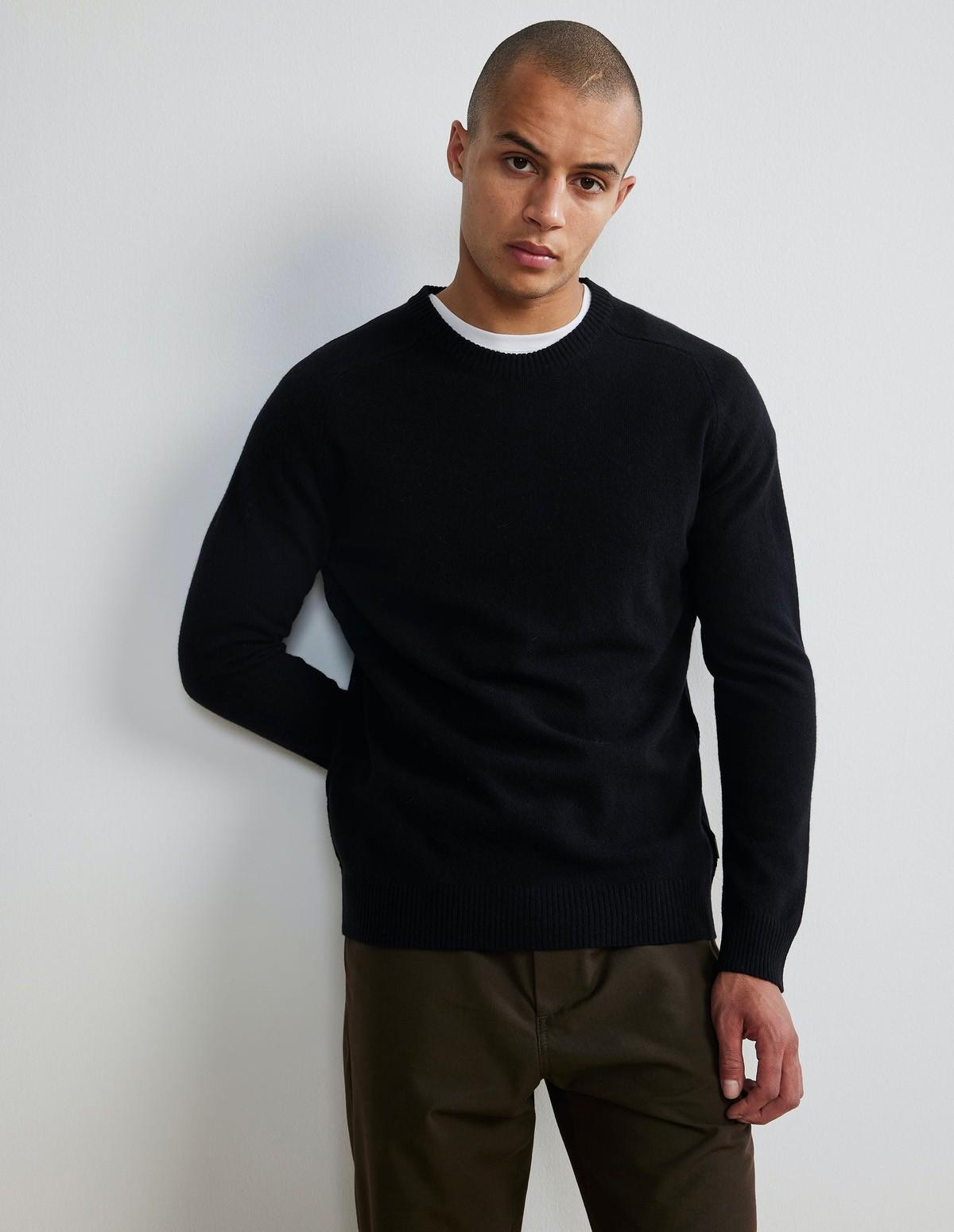 Nn07 Edward Sweater - 558 DARK WINE