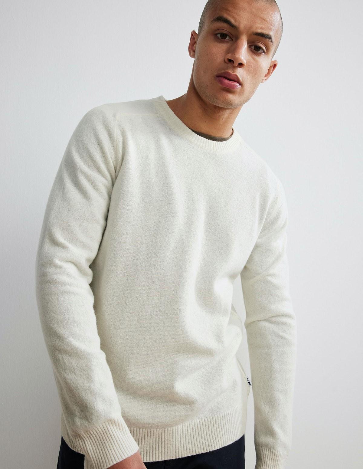 Nn07 Edward Sweater - 016 CREME