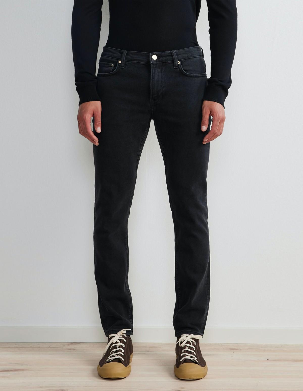 Nn07 Slater Slim Jeans - 909 GREY DENIM
