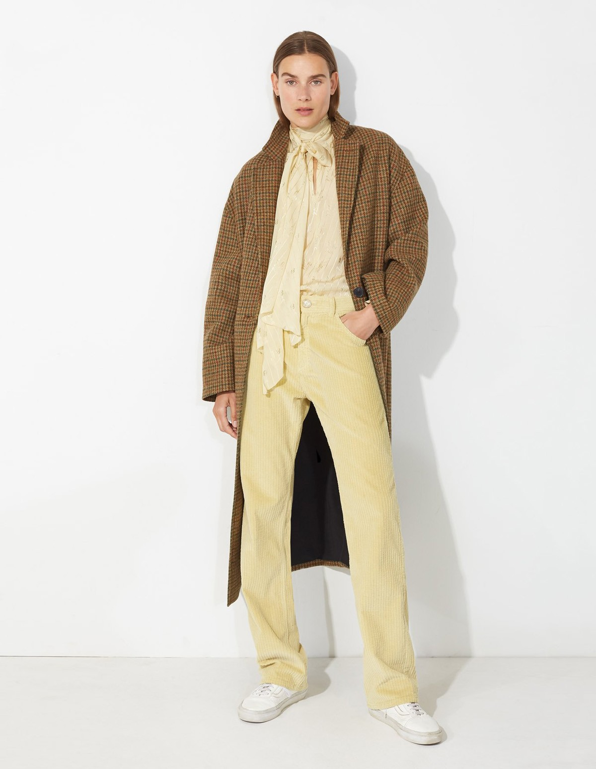Masscob Morrison Coat