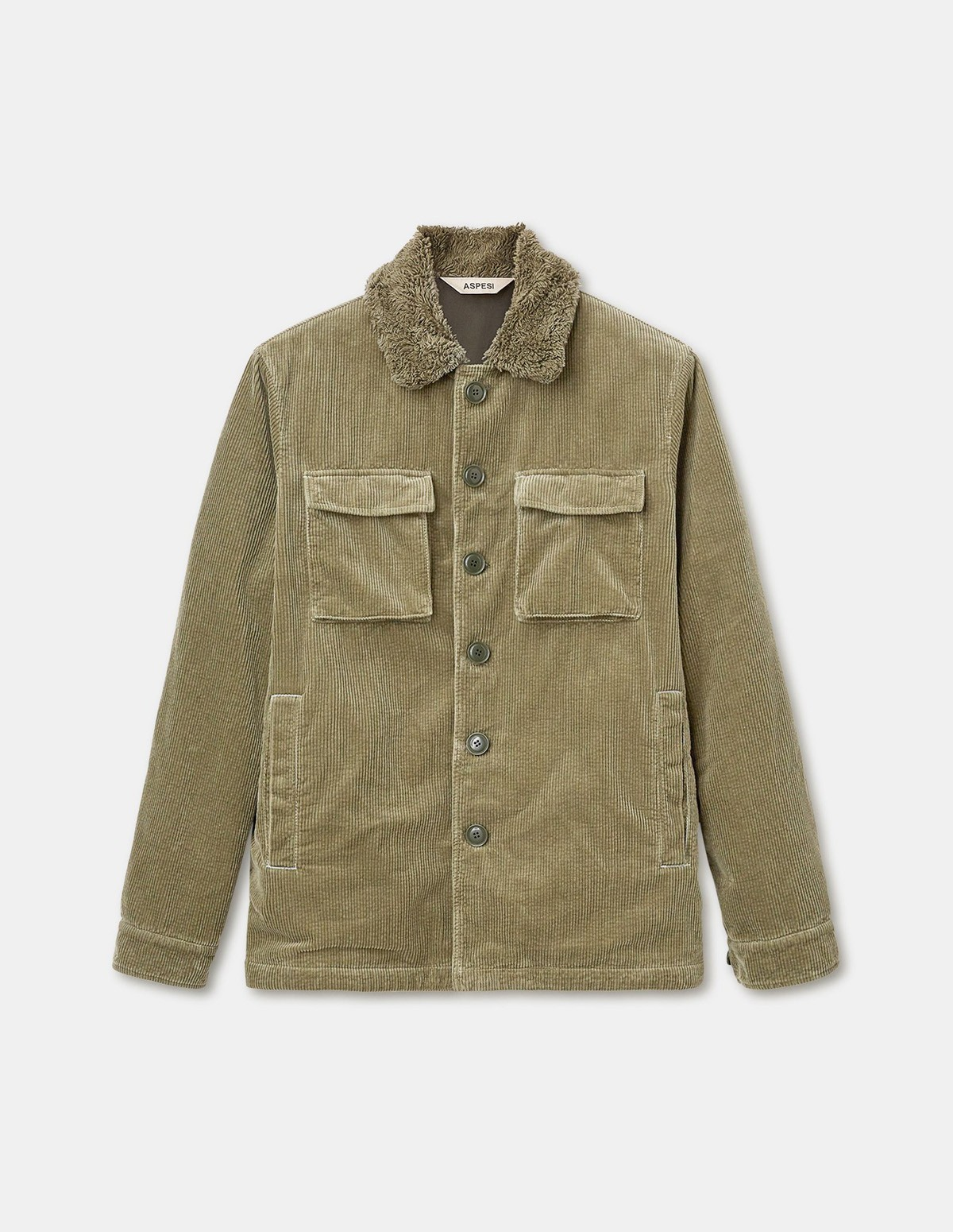 Aspesi Tigre Ii Jacket - GREEN