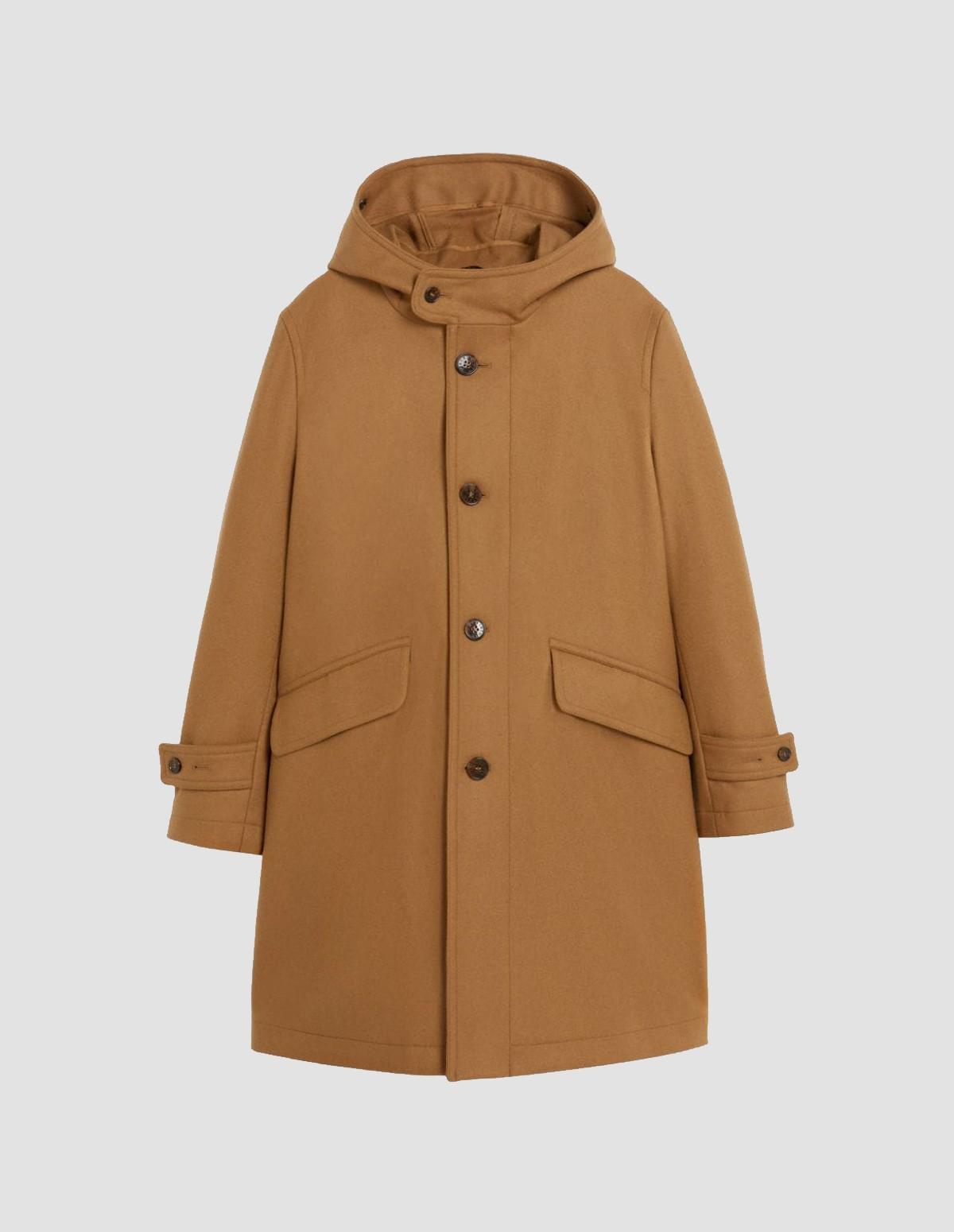 Mac Kirkton Coat - CAMEL