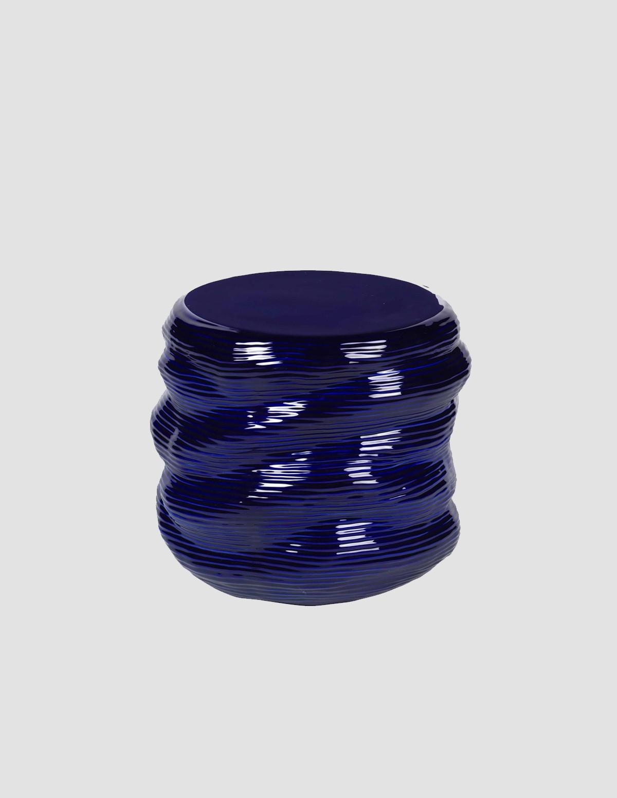 Bc Table Earthenware Gres - DARK BLUE
