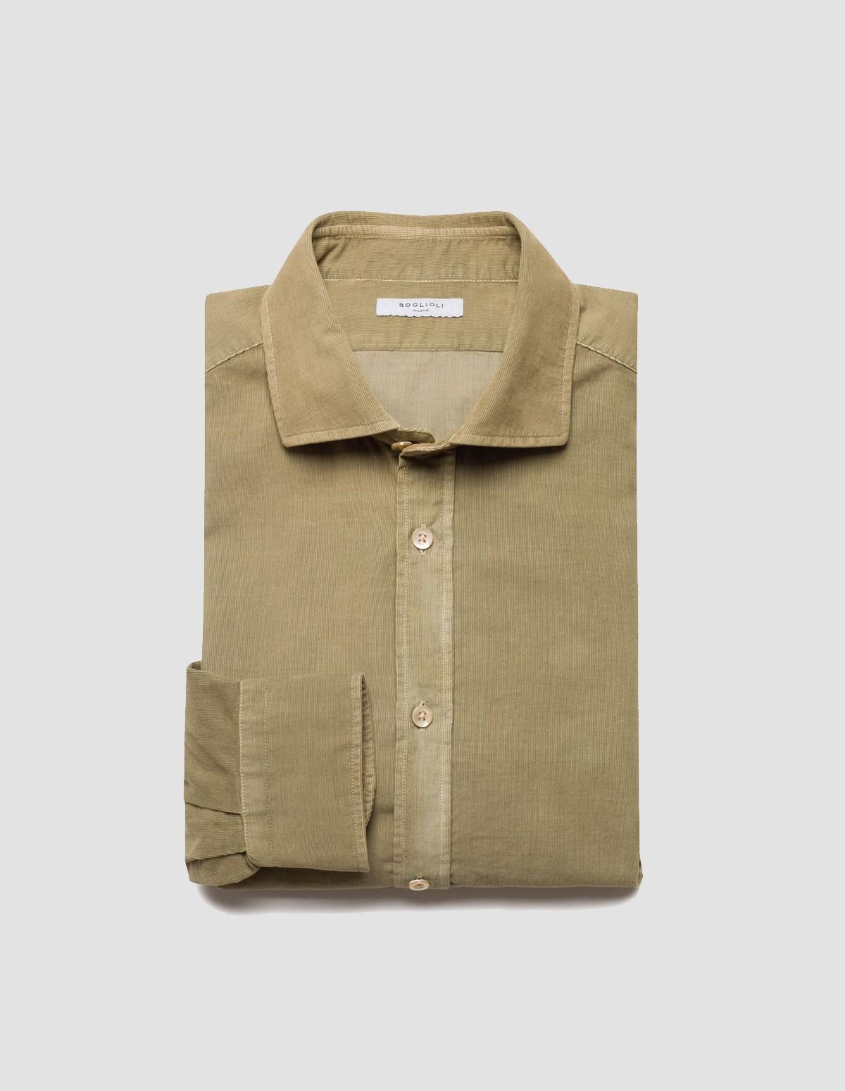 Boglioli Shirt 554t Bsc887 - 0553