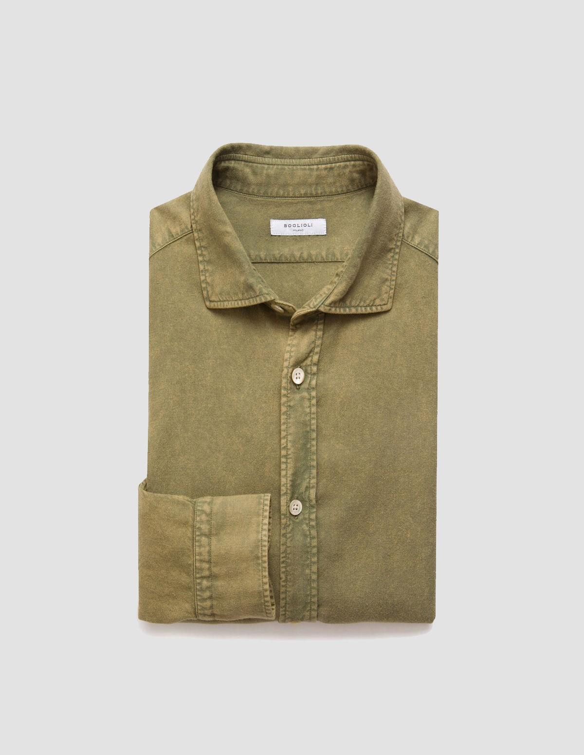 Boglioli Shirt 581t Buc875 - 0568