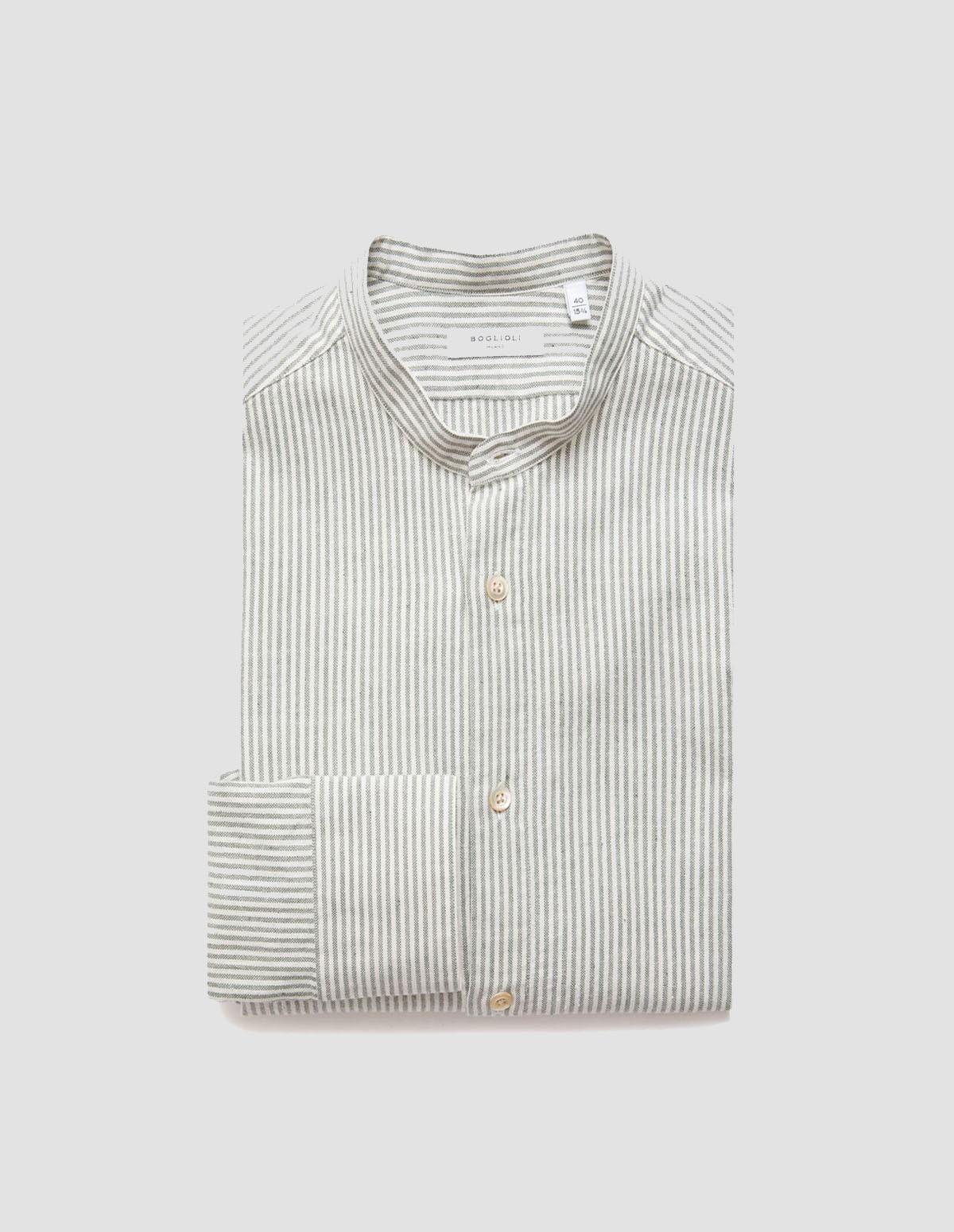 Boglioli Guru Stripe Shirt - 0195