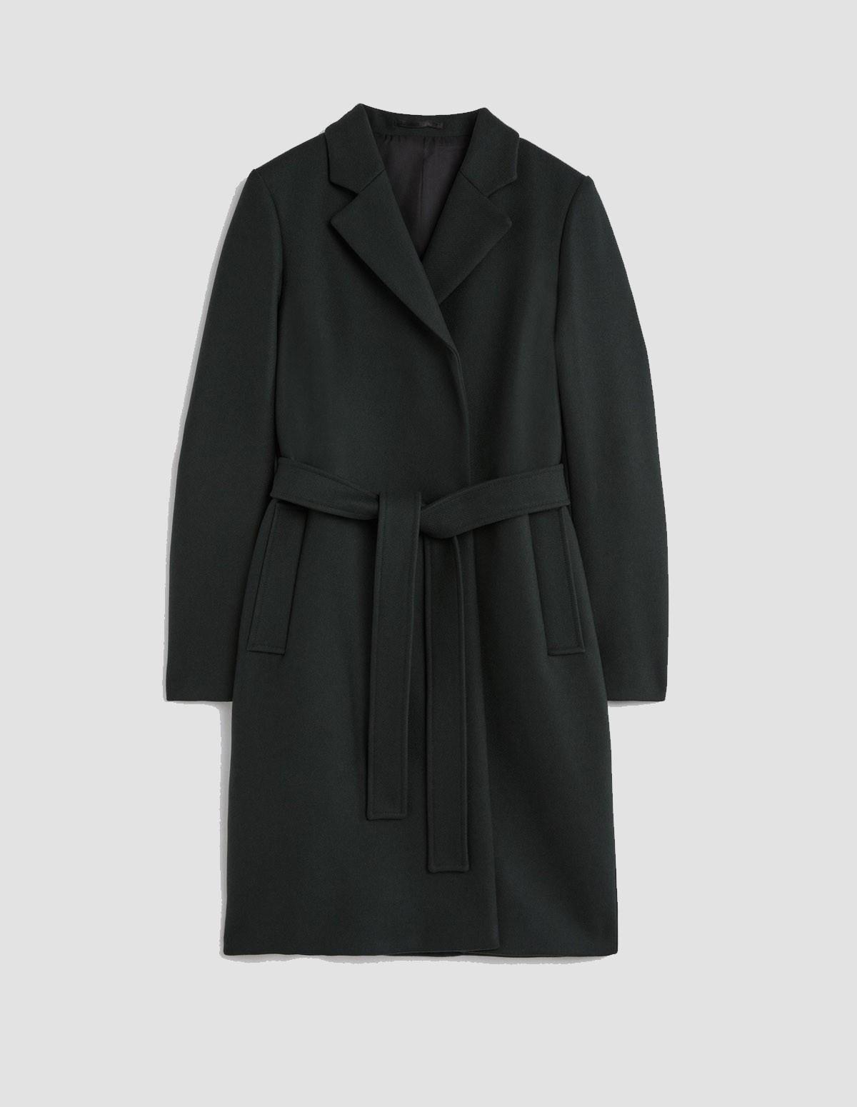 Fk Kaya Coat - DARK SPRUC
