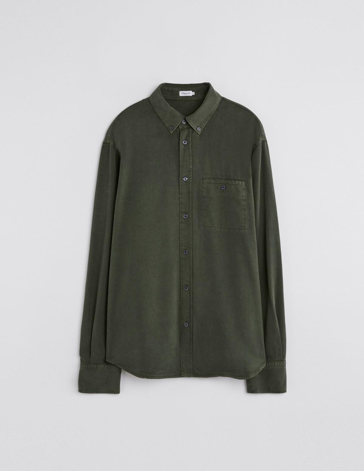 Fk Zachary Tencel Shirt