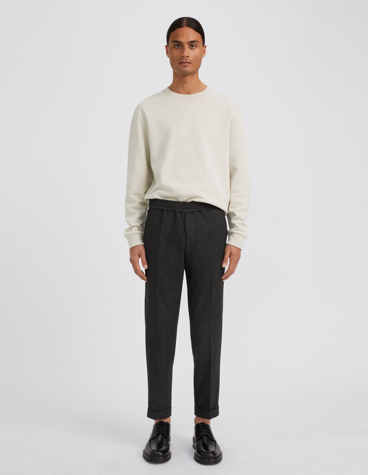 Fk Terry Flannel Trouser