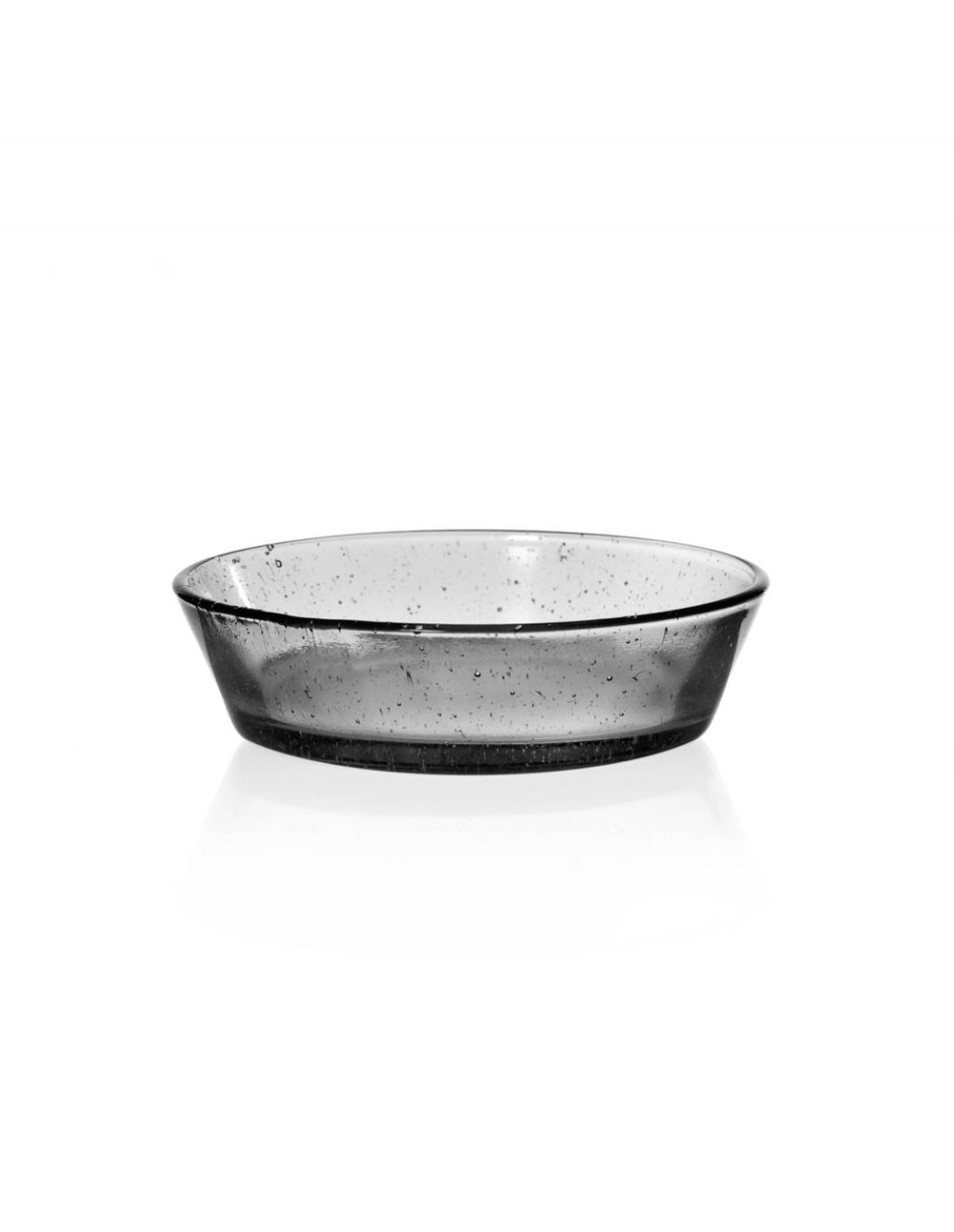 Ichendorf Bollo Plate 12 Cm - SMOKE