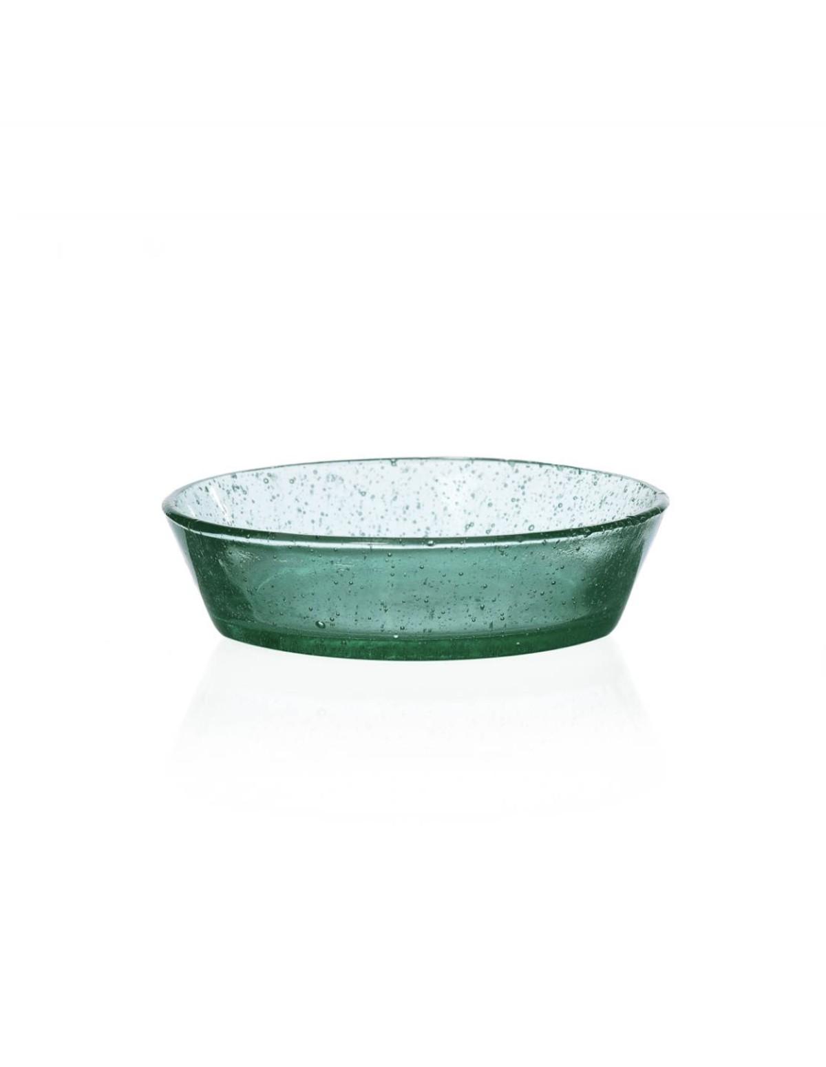 Ichendorf Bollo Plate 12 Cm - GREEN