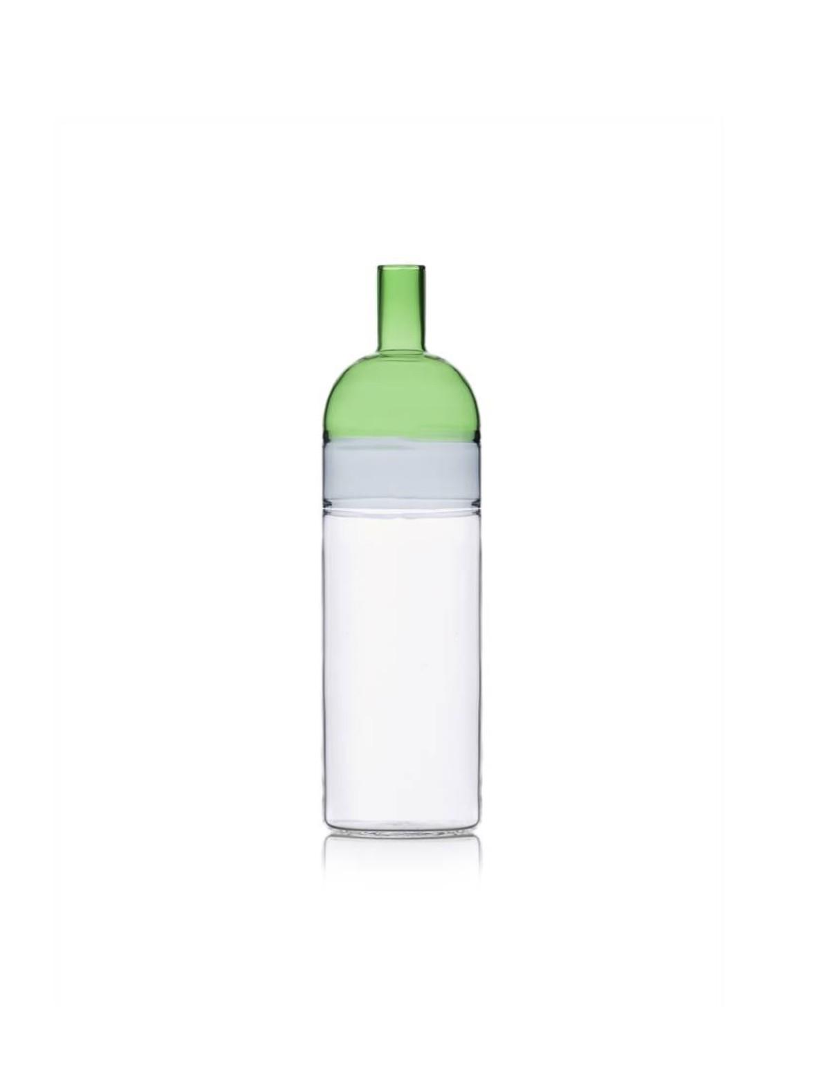 Tequila Sunrise Bottle - CLEAR/SMOKE/GREEN