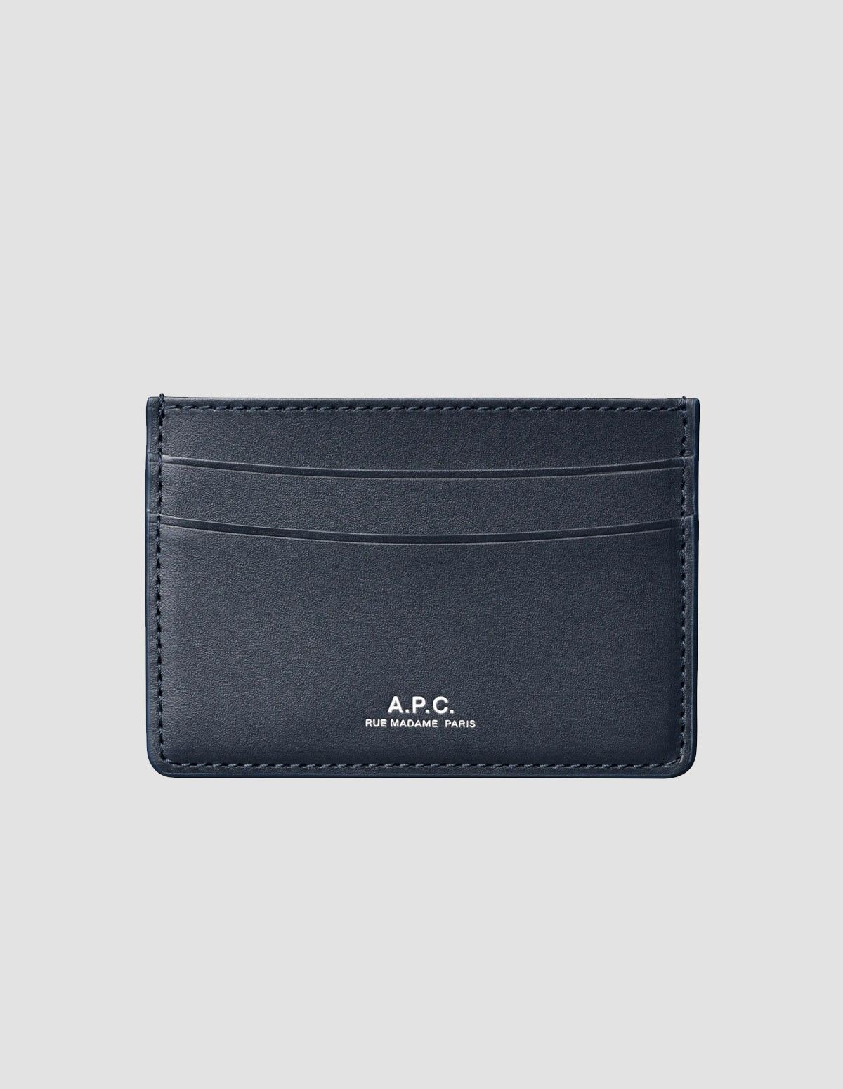 Apc H63028 Porte Cartes Andre - DARK NAVY