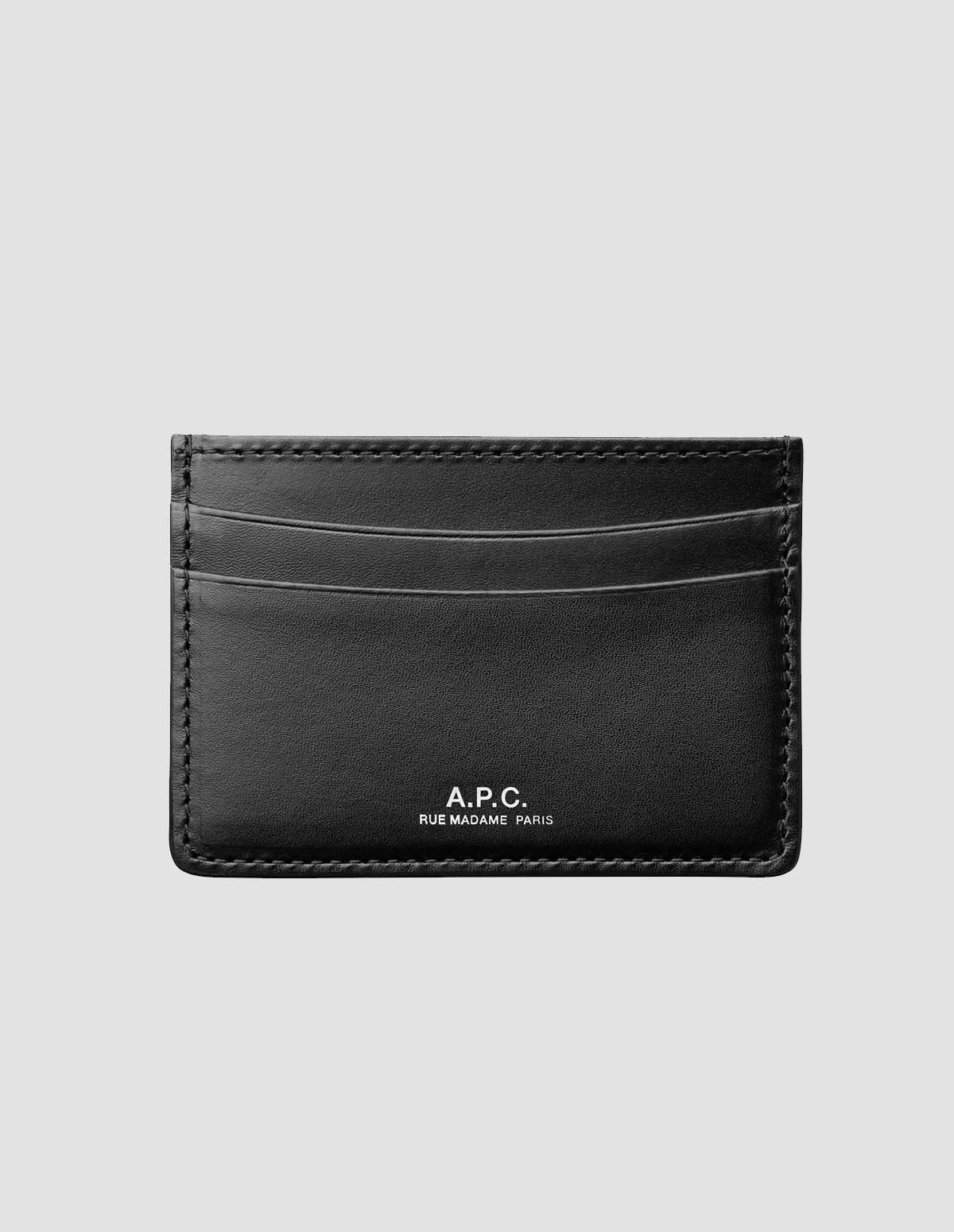 Apc H63028 Porte Cartes Andre - NOIR