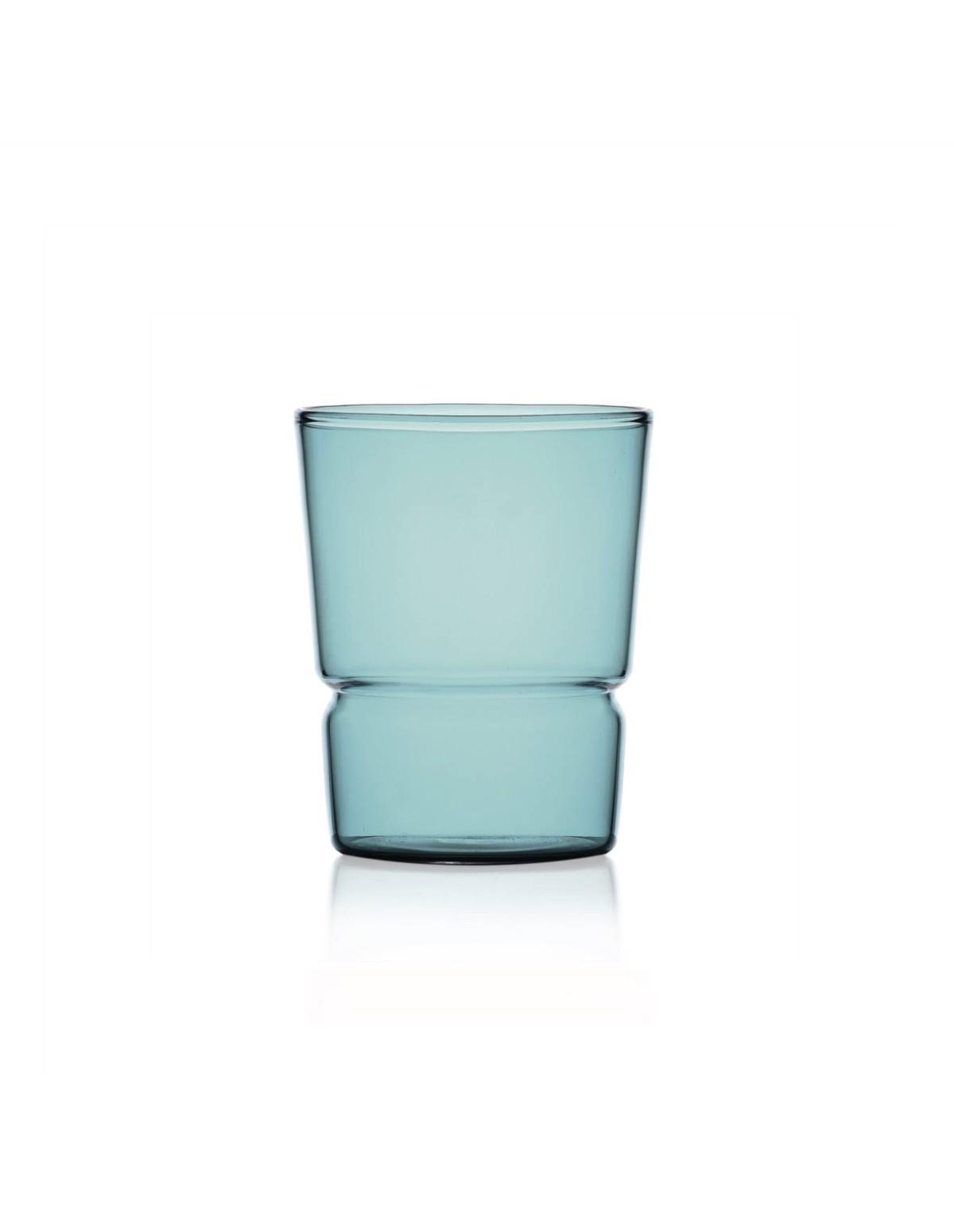 Ichendorf Tap Glass - PETROLBLUE