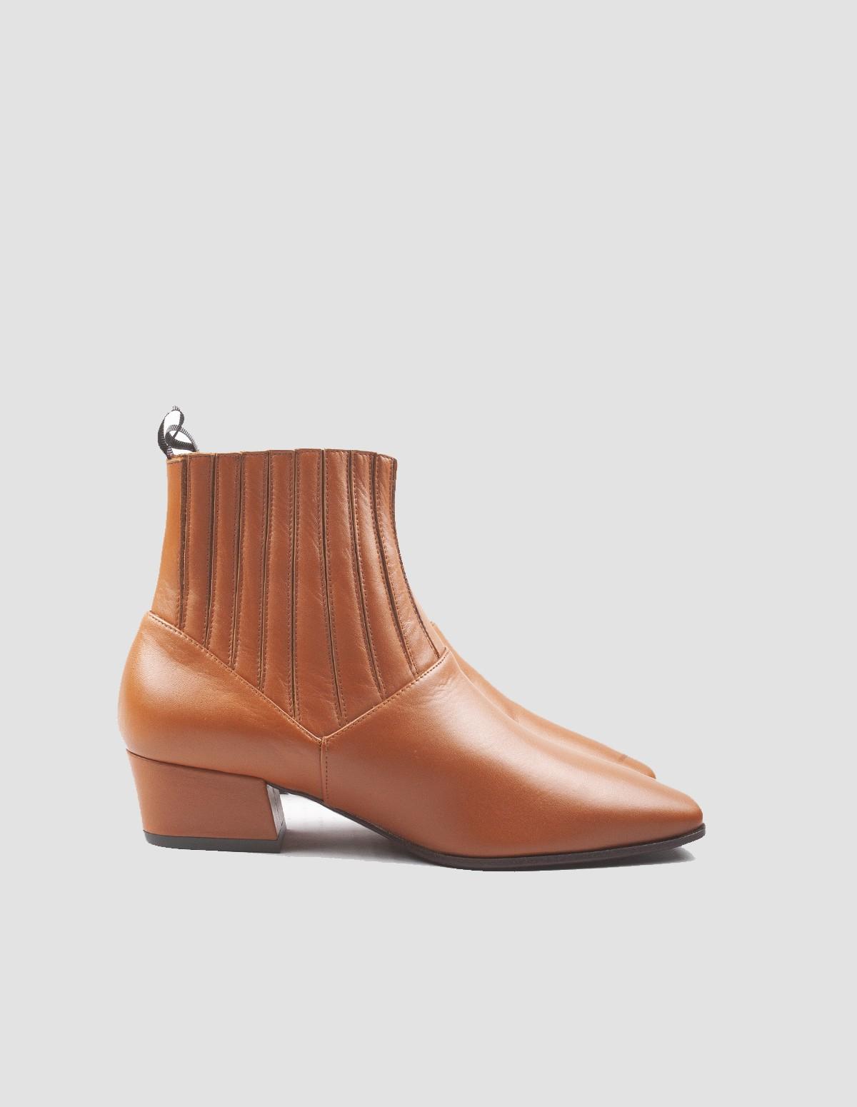 Ag Calvin Boots - PERSIMON