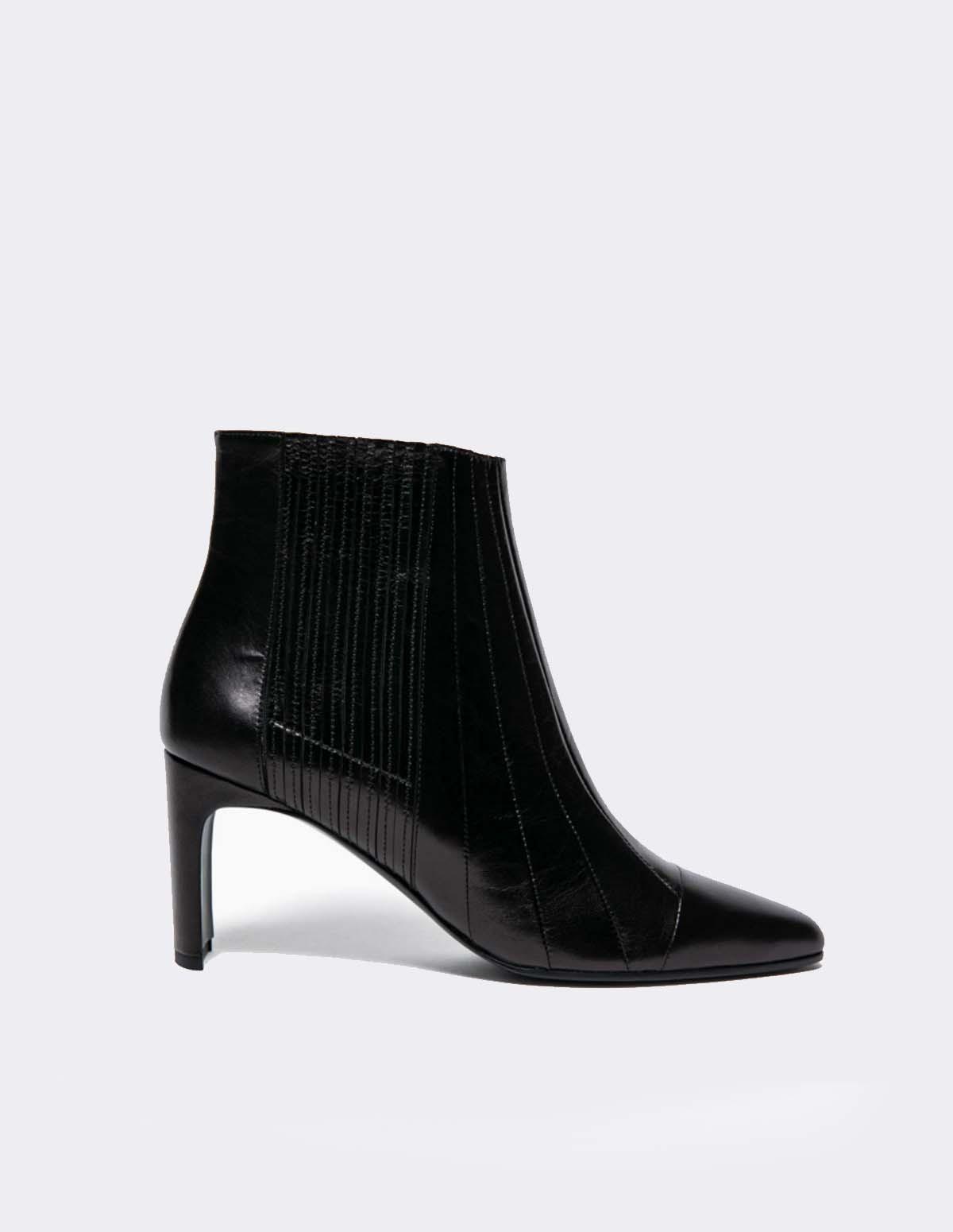 Mv Auburn Boots - NERO