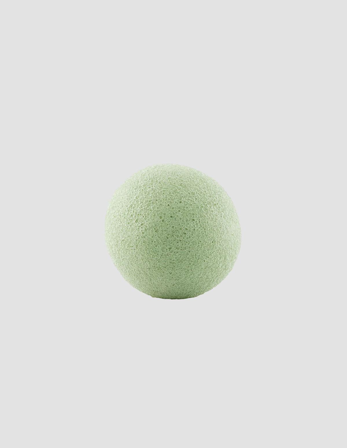Meraki Konjac Sponge Green Tea - GREEN TEA